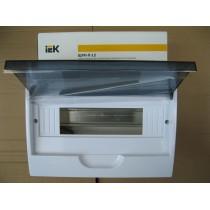 Шит распределительный наружный IEK 12 модулей